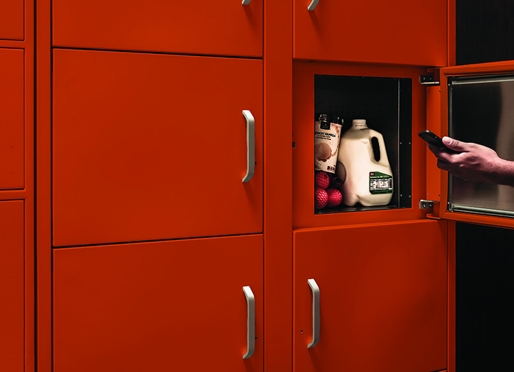 Smiota Refrigerated Package Lockers Featured in Multihousing Pro