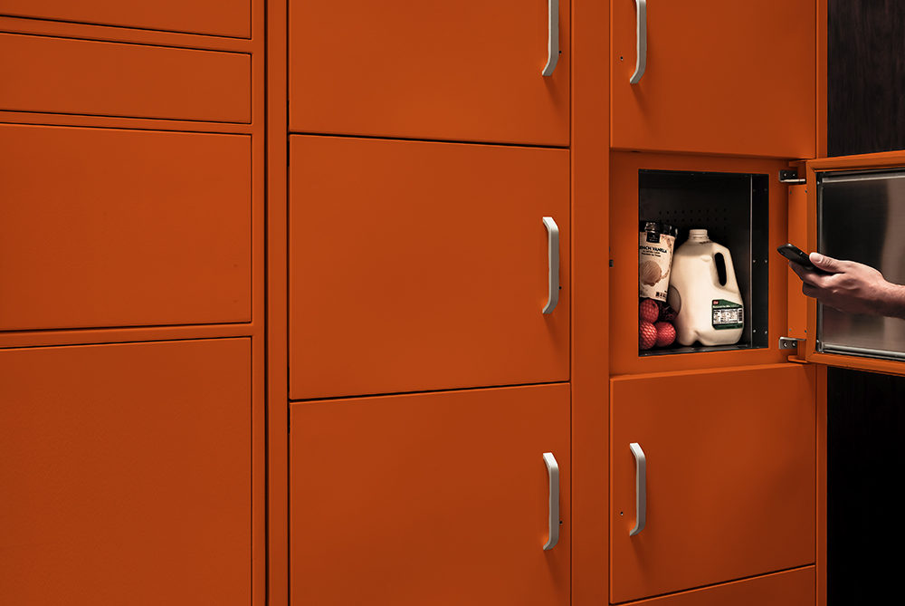 Cut Costs and Stretch Savings with Automated Smart Package Lockers
