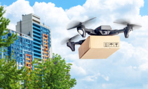 Predicting the Package Delivery of the Future