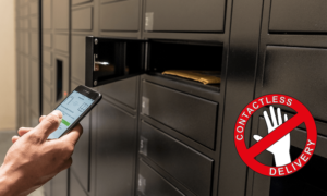 Smart Lockers Provide Safe, Contactless Delivery to Help Stop the Spread of Pathogens