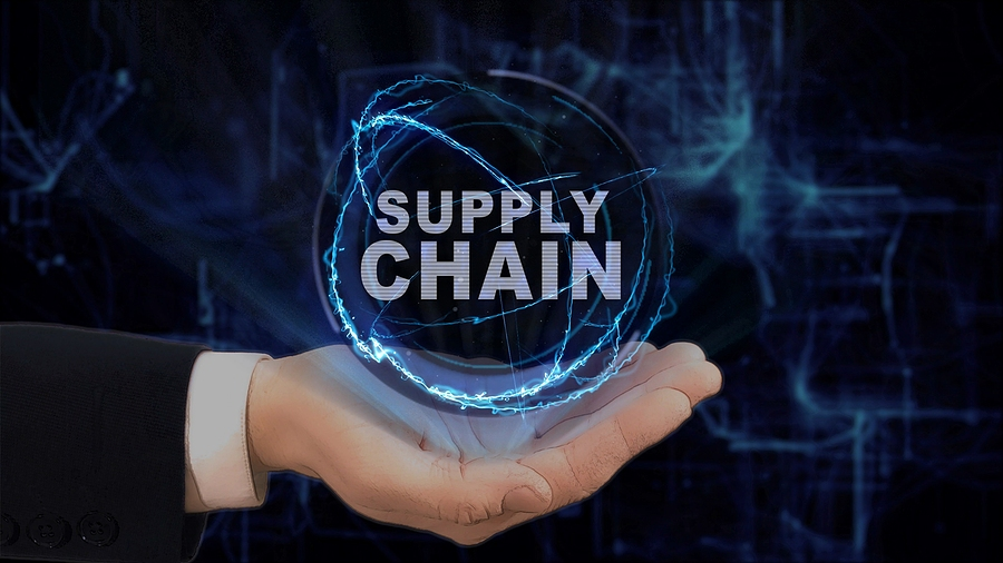 A Contactless Solution to Strengthen and Secure Retail Supply Chains