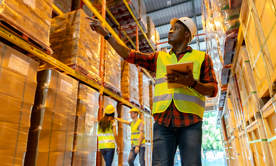 5 Transformative Technology Trends for Supply Chain Management