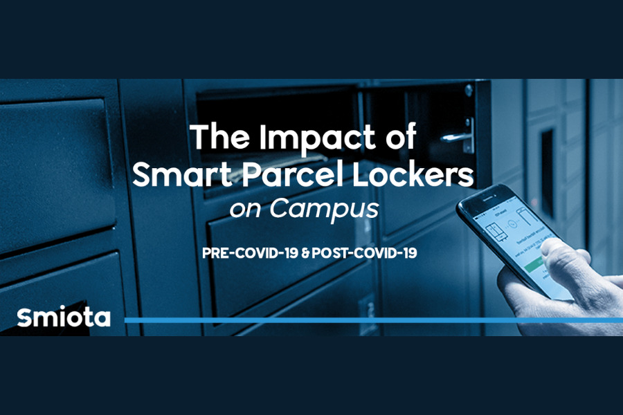 The Impact of Smart Parcel Lockers on Campus: Pre- and Post- COVID-19