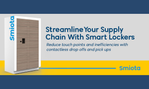 [Webinar] Streamline Your Supply Chain With Smart Lockers