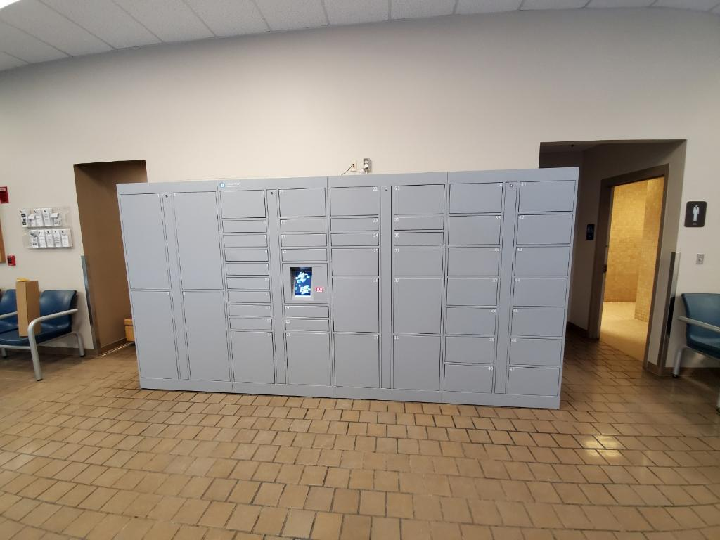 Spokane County Locker Bank 2