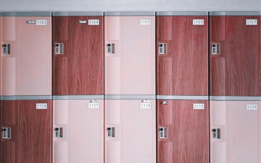 BOPIL smart locker